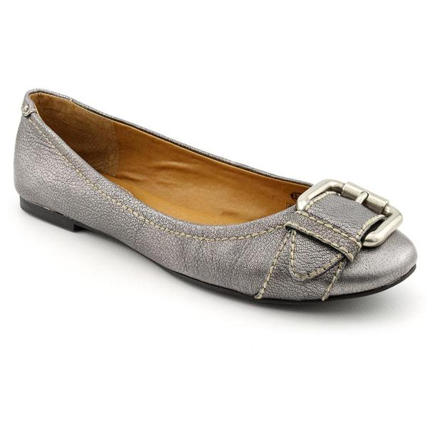 Fossil Women's 'Maddox Lth Flat' Leather Casual Shoes (Size 11)