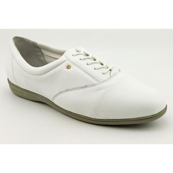 Easy Street Women's 'Motion' Leather Dress Shoes - Extra Wide (Size 11)