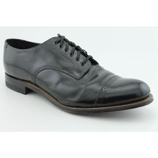 Stacy Adams Men's 'Madison Oxford' Leather Dress Shoes (Size 11)