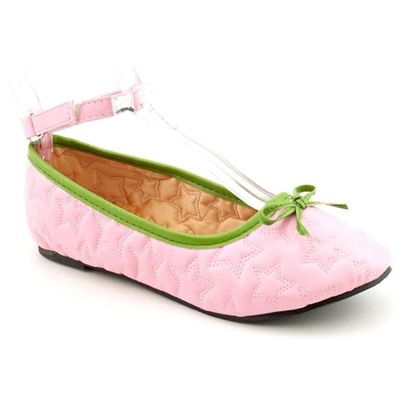 China Doll Girl's 'Audrey' Synthetic Casual Shoes (Size 4)