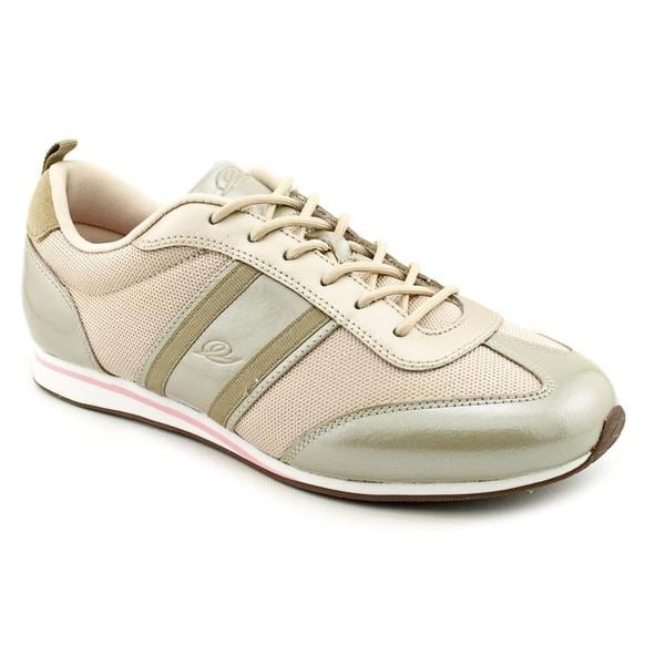 Easy Spirit Women's 'The Run Down' Leather Athletic Shoe (Size 11)