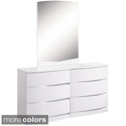 Aurora Rectangular Mirror
