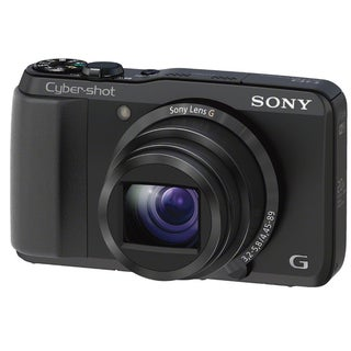 Sony Cyber-shot DSC-HX30V 18.2MP Black Digital Camera