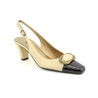 Vaneli Women s Virgilia Leather Dress Shoes - Extra Narrow (Size 8
