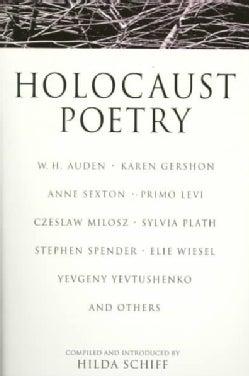 Holocaust Poetry (Paperback)