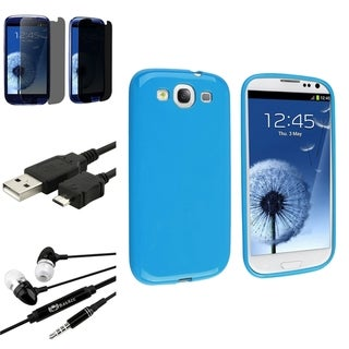 BasAcc Case/ Screen Protector/ Headset/ Cable for Samsung� Galaxy S3