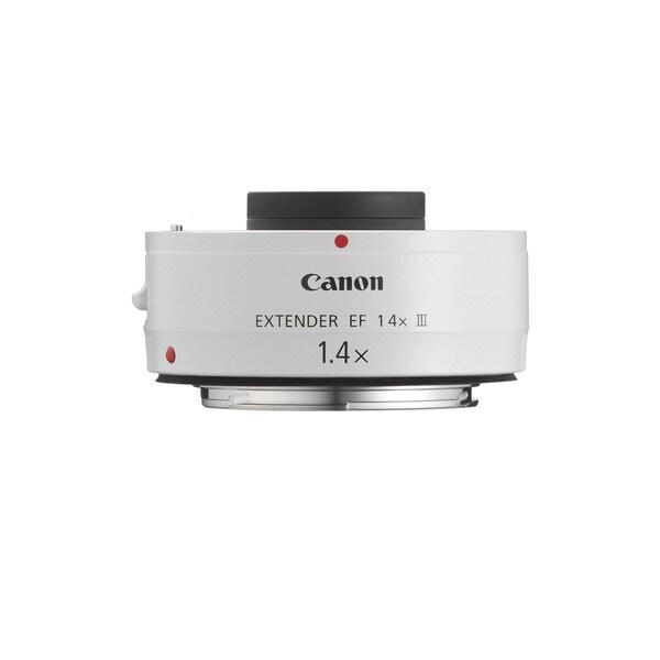 Canon 1.4x EF Extender III Teleconverter