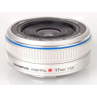 Olympus M.ZUIKO DIGITAL 17 mm f/2.8 Lens (New Non Retail Packaging)