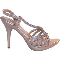 Women's Sizzle Danube Nude Synthetic