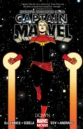 Captain Marvel 2: Down (Marvel Now) (Paperback)