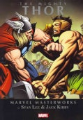 Marvel Masterworks: The Mighty Thor 4 (Paperback)