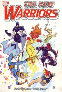 The New Warriors Omnibus 1 (Hardcover)