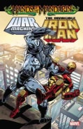 Iron Man/War Machine: Hands of the Mandarin (Paperback)