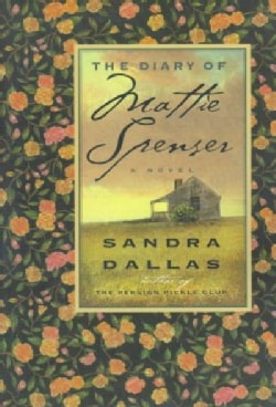 The Diary of Mattie Spenser (Paperback)