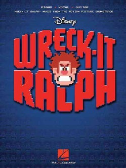 Wreck-It Ralph: Music from the Motion Picture Soundtrack (Paperback)