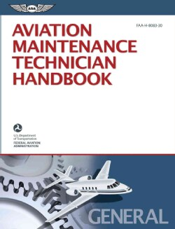 Aviation Maintenance Technician Handbook-General 2008 (Paperback)