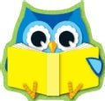 Reading Owls Cut-Outs (Novelty book)