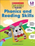 Scholastic Learning Express L2 English: Phonics and Reading Skills (Paperback)