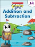 Scholastic Learning Express L3 Mathematics: Addition and Subtraction (Paperback)