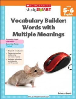 Vocabulary Builder: Words With Multiple Meanings, Level 5-6 English (Paperback)