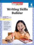 Scholastic Study Smart Writing Skills Builder, Level 4 English (Paperback)