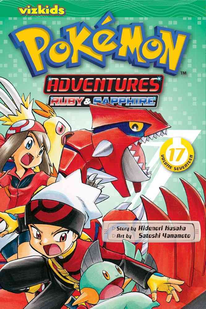 Pokemon Adventures 17: Ruby & Sapphire (Paperback)