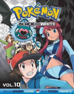 Pokemon Black and White 10 (Paperback)