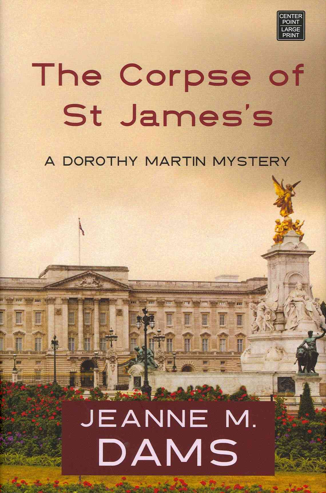 The Corpse of St. James's (Hardcover)