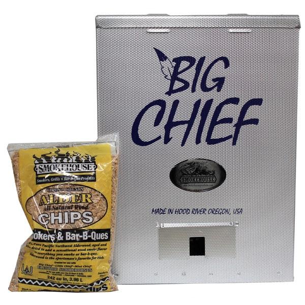 Smokehouse Mini Chief 50-pound Capacity 450W Top Load Smoker