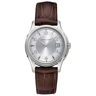 Hamilton Men's Stainless Steel Jazzmaster Series Watch