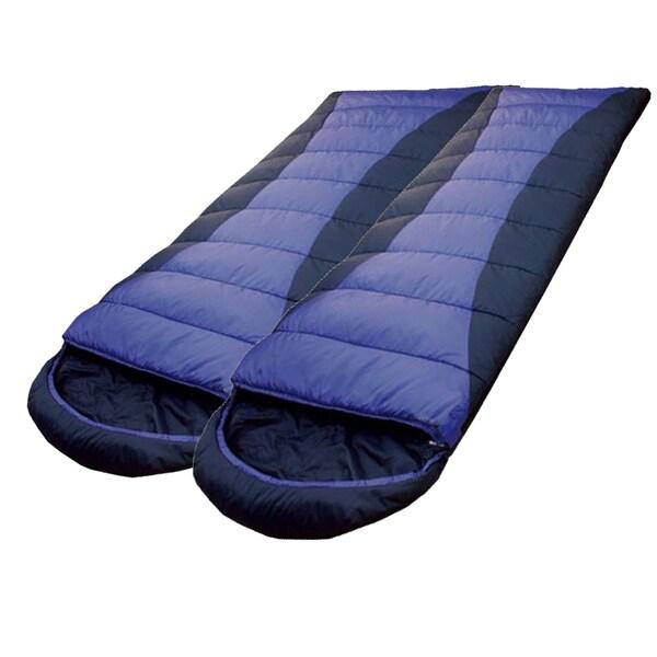 Alpinizmo by High Peak USA Comfort Pak Sleeping Bag (Set of 2)