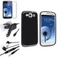 BasAcc Case/ Screen Protector/ Headset/ Charger for Samsung Galaxy S3