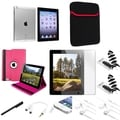 BasAcc BasAcc Case/ Protector/ Splitter/ Headset/ Sleeve for Apple iPad 3/ 4