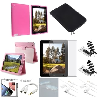 Case/ Protector/ Splitter/ Headset/ Sleeve/ Stylus for Apple iPad 2