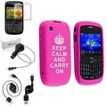BasAcc Case/ Screen Protector/ Charger/ for BlackBerry Curve 8520