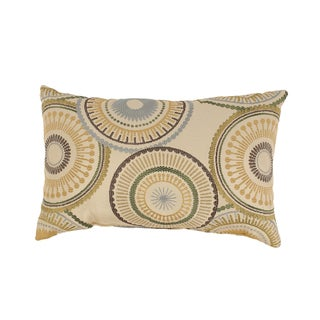 Riley Breeze Rectangular Throw Pillow