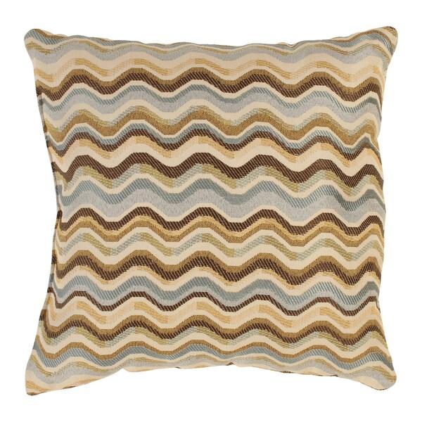 Wave Breeze 16.5-Inch Floor Pillow
