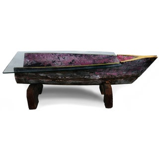 Ecologica Canoa Coffee Table