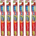 Colgate 360 ActiFlex Full Head Medium Toothbrush (Pack of 6)