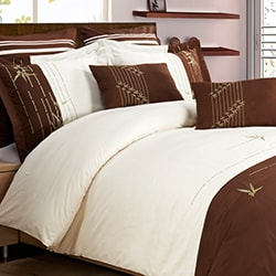 Olivia 7-piece Duvet Cover Set