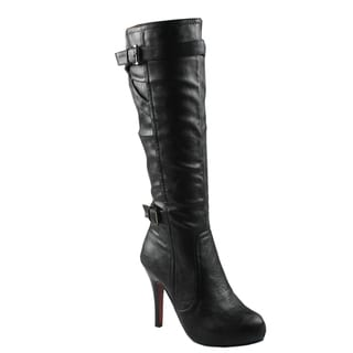 Refresh Women's 'Lana' Knee-high Boots