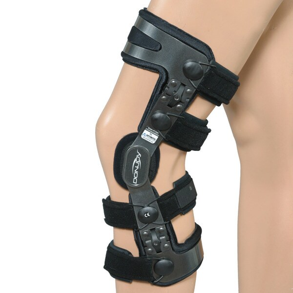DonJoy OA Adjuster Osteoarthritis Medial Left Knee Brace