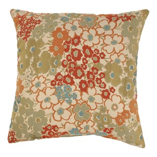 Pillow Perfect Meadow 18-Inch Throw Pillow