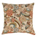 Pillow Perfect Floral Splash 23-Inch Floor Pillow