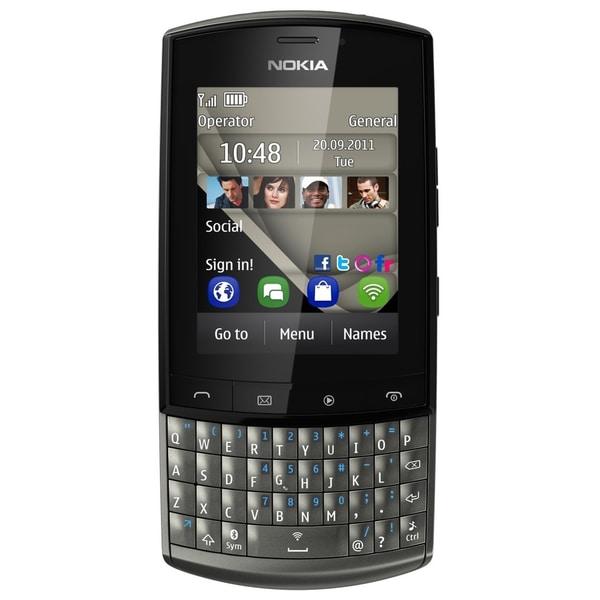 Nokia Asha 303 GSM Unlocked Cell Phone