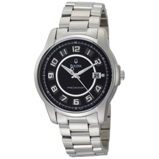 Bulova Men's Stainless Steel Precisionist Claremont Watch