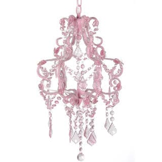 Rose Jewels Chandelier (China)
