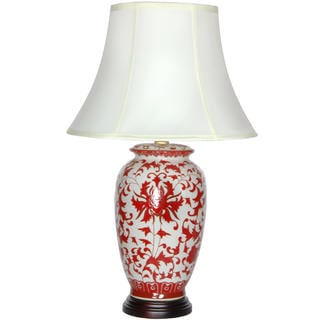 Classic Design Porcelain Lamp (China)