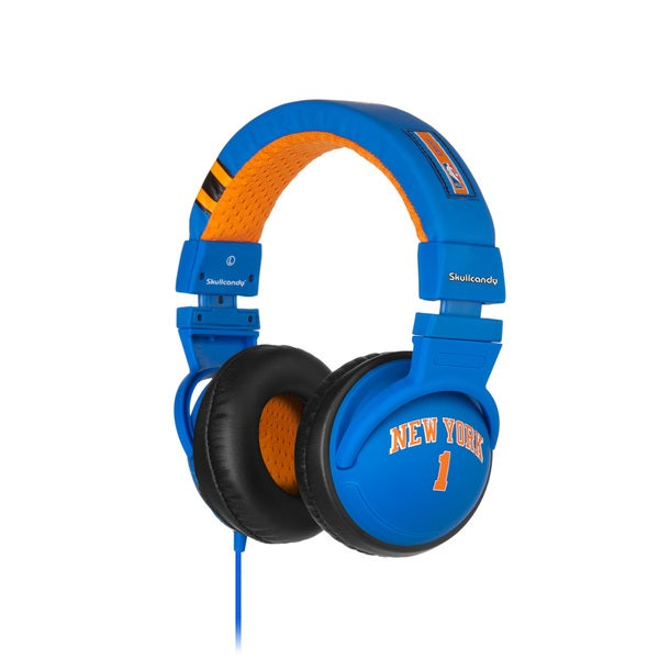 Skullcandy Hesh NBA Knicks Stereo Headphones