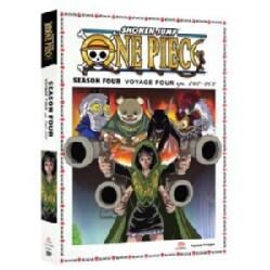 One Piece: Season 4: Voyage 4 (DVD)